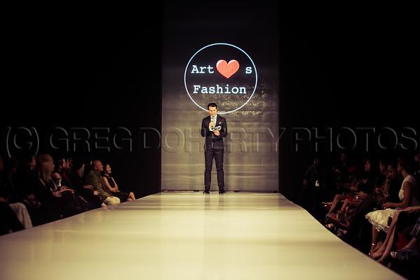 LA Fashion Week - Sue Wong