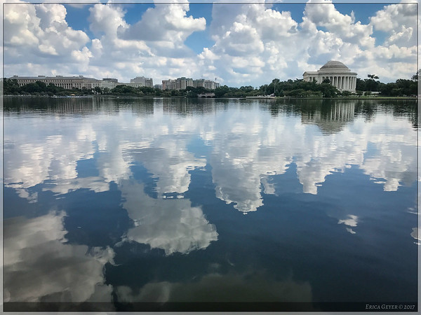 Urban Hiking, Sept 2017 - DC to National Harbor