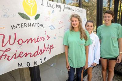 Women Friendship Month