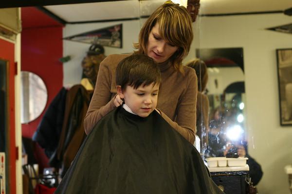 2007.01.27 - Hair Cut