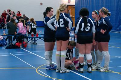 2011 05 15: Volleyball Tourney, Federica, Esko, MN