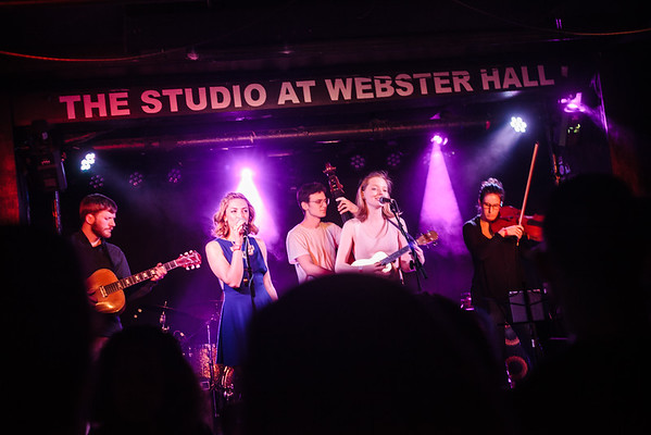All Boy/All Girl - Studio @ Webster Hall 03/2015