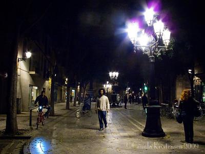 Barcelona by Night