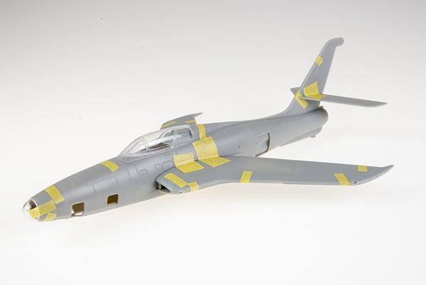 1/48 Tanmodel RF-84F Thunderflash