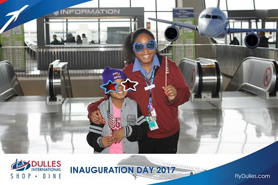 Dulles Shopping & Dining: Inauguration Day 2017