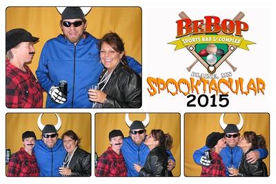 10-17 Bebops Spooktacular
