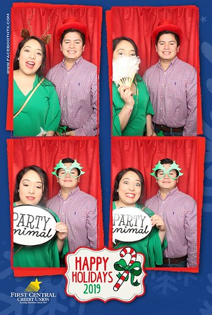 First Central Credit Union Holiday Party 2019