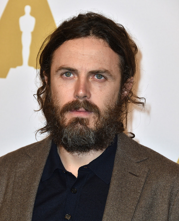 . Casey Affleck arrives at the 89th Academy Awards Nominees Luncheon at The Beverly Hilton Hotel on Monday, Feb. 6, 2017, in Beverly Hills, Calif. (Photo by Jordan Strauss/Invision/AP)