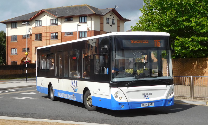OU14SXN - Swansea (West Way)