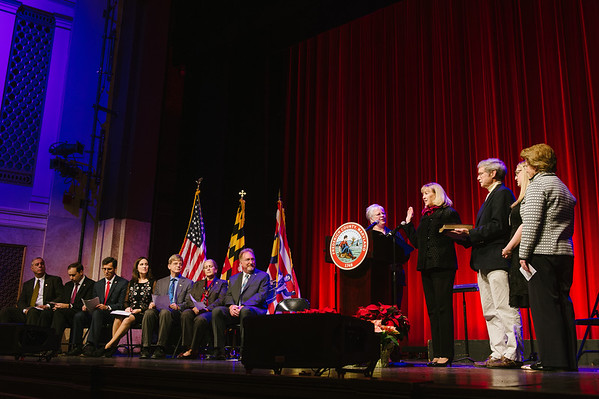 Frederick County Swearing In Ceremony 2018