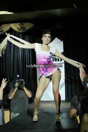 MDMA Fashion Show at Marbella 8.19.2009
