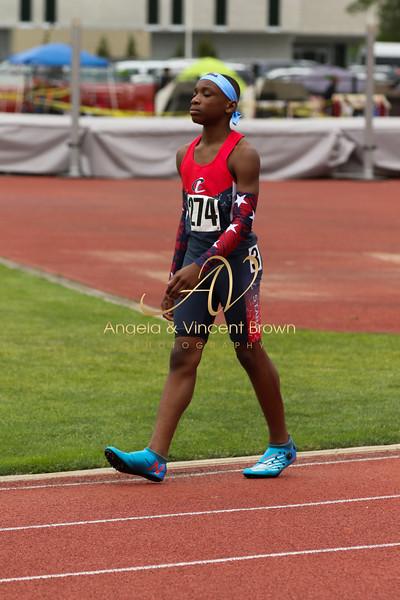 200m Trials