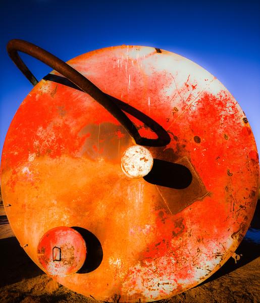 Tank, Inyokern, California, 1995