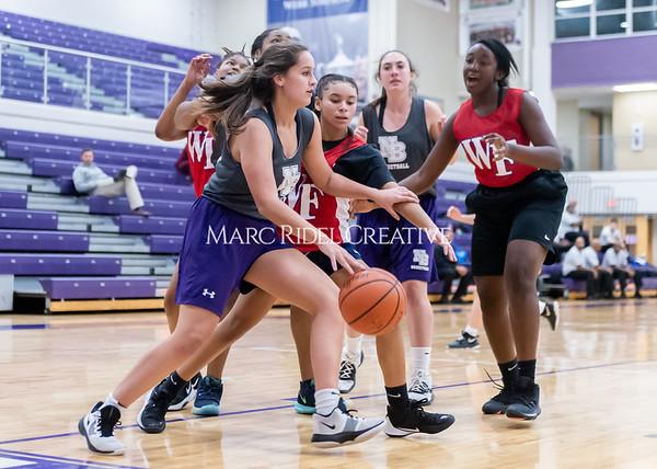 Broughton girls basketball vs Wake Forest. November 14, 2019. D4S_9891