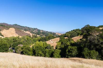 Las Trampas Regional Wilderness - Contra Costa County, CA