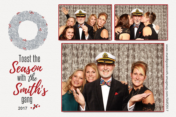 Smith's Funeral Homes Holiday Party