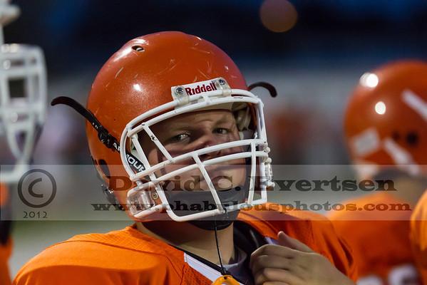 Boone Varsity Football #76 - 2012