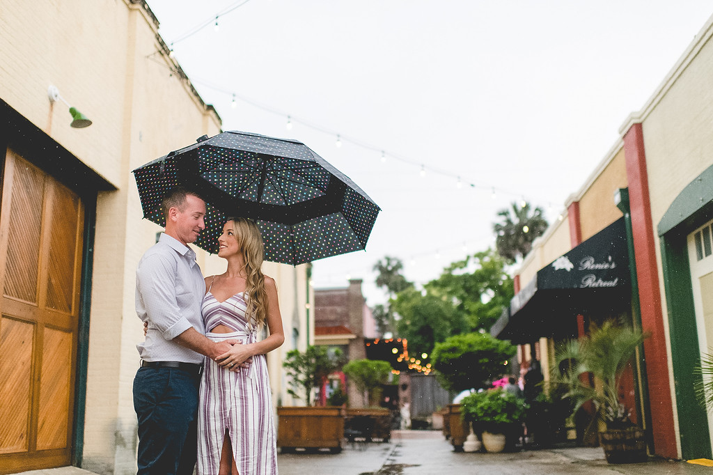 Engagement Photographer in Port Orange
