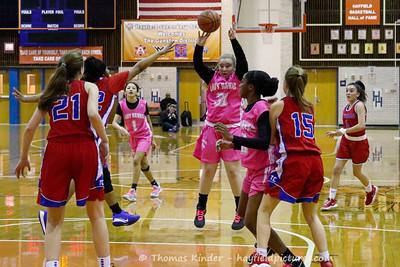 Girls JV Basketball v TC Williams 1/28/20
