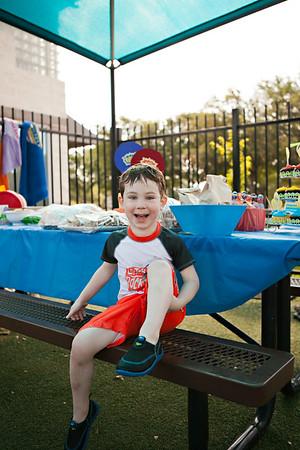 Jordan's Birthday Party