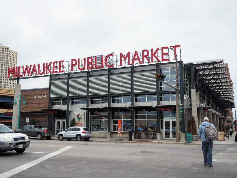Milwaukee Public Market