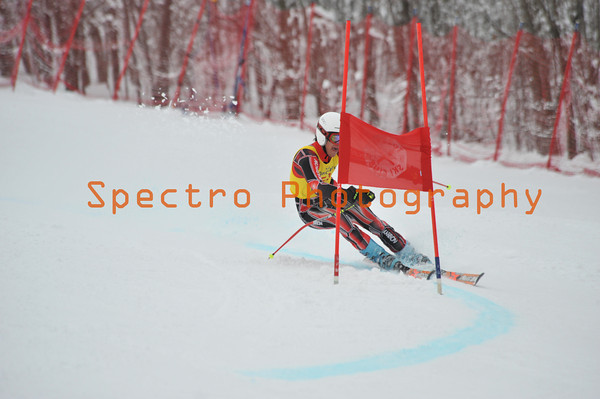 Masters Provincial Championships GS 1st Run