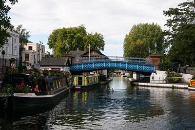 Regents Canal - 2013