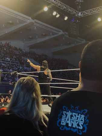 Roman Reigns - WWE Live Knoxville