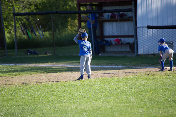 New Lyme Dodgers vs. Andover Diamondbacks 6-5-14