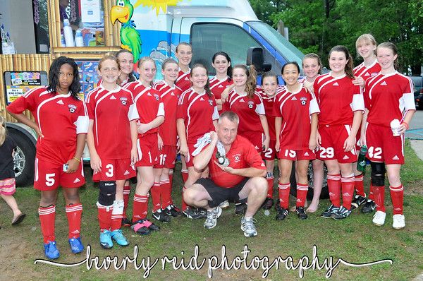 2010 U13/U14G Storm 96 vrs. ERSA Championship Game (Trussville AL Tournament)
