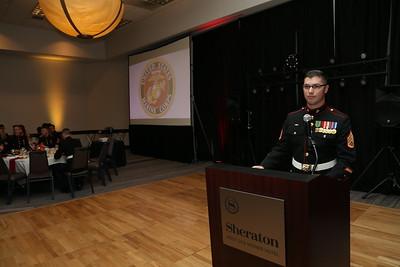 Marine Ball Program Images ... 11/10/2018
