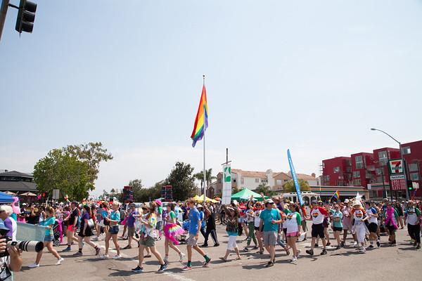 2017-07-15 - San Diego Pride Parade