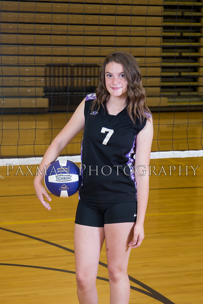 2016 Blue Ridge FreshmanVolleyball