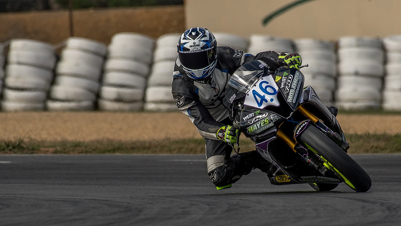 ASBK Test Day - Supersports / 300