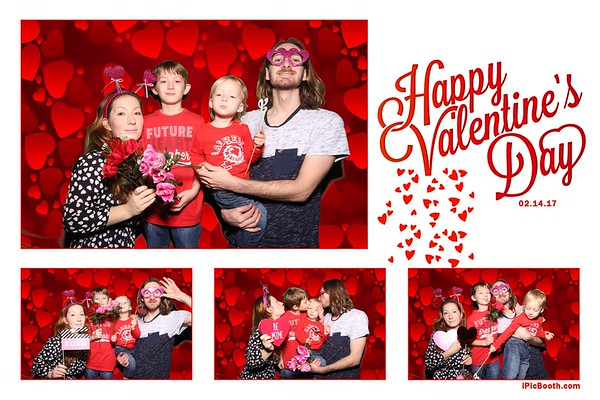 Sherman Oaks Library Valentine's Day