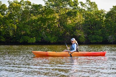 9AM Heart of Rookery Bay Kayak Tour - Rueve, Sloan, Kern & Kusler