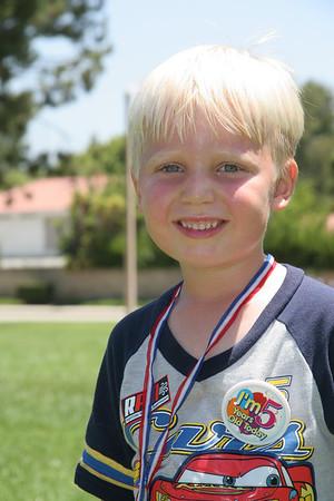 Matthew's 5th Birthday at Triunfo Park