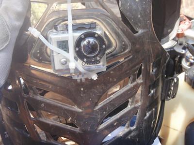 GoPro video testing