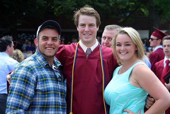 2015 Graduation Hereford High School