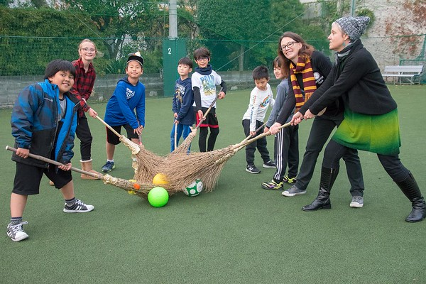 Quidditch Flying Dragons