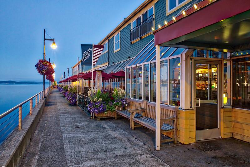 Elliott's Oyster House in Seattle