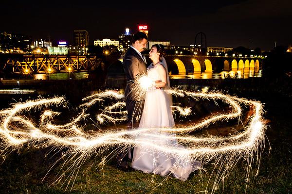 Sergey & Inga Married