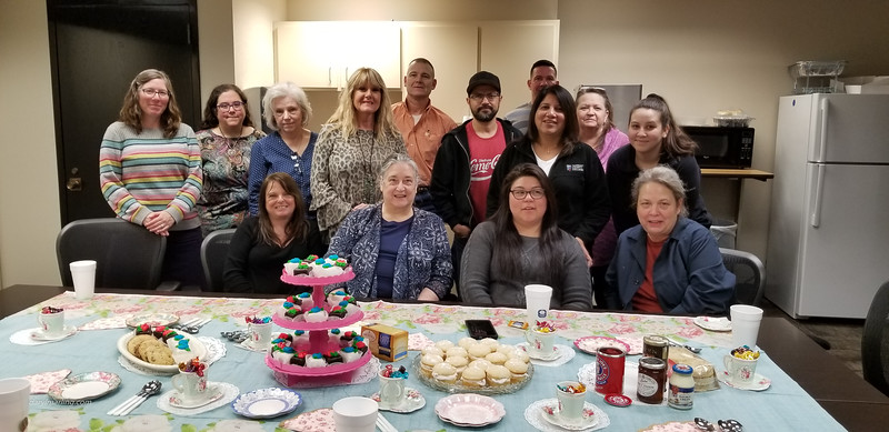 20190124 Cynthia Retirement Party at Work
