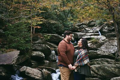 Kelsie + Zachary Engagement