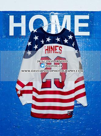 2/13/2016 - Boys Varsity Hockey - Catholic Memorial vs St. Johns Prep
