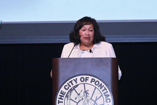 City of Pontiac State of Address 2019