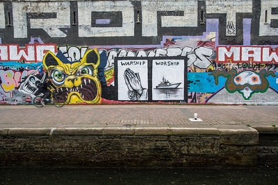 Hackney Wick, E9, London, United Kingdom