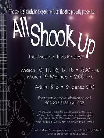 Spring 2017 - All Shook Up