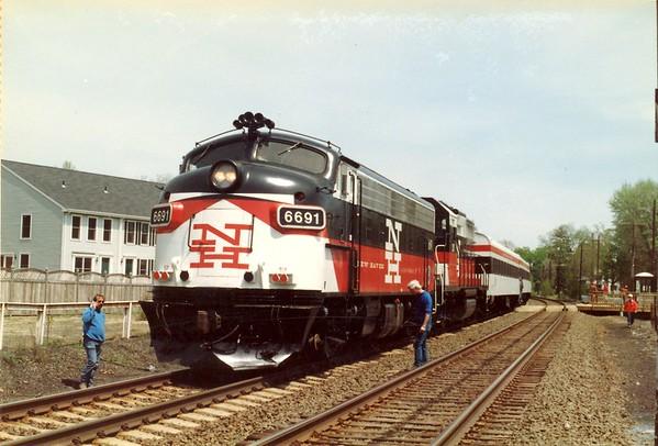 Northeast Corridor 80s & 90s