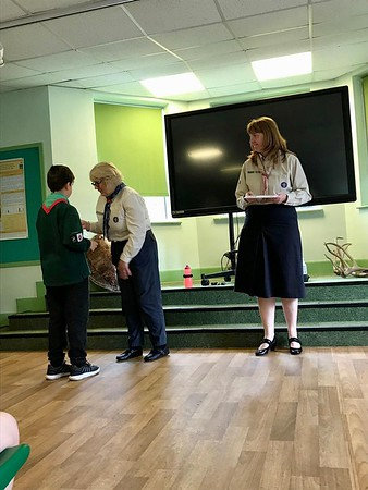 Chief Scout Bronze Awards 2019